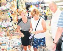 Bodrum'a turist akını