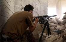 Halepte katil Esada ağır darbe