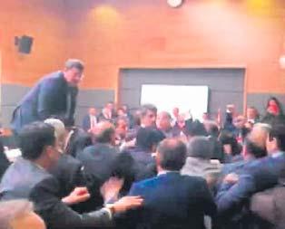 Kavga partisi HDP