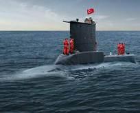 Yerli denizaltı üretimi için dev adım