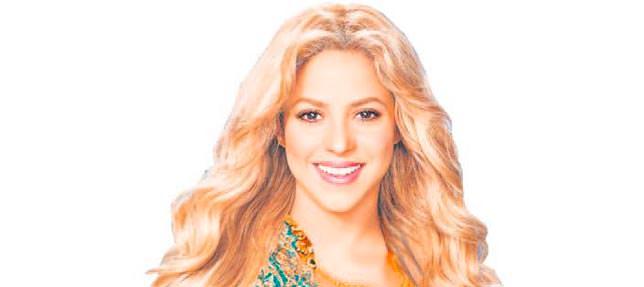 Osmanlı torunu Shakira
