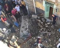 Kilise 2 roket daha atıldı! Hedefler ateş altına alındı
