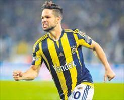 Diego gelecek sezon için Antalya ile anlaştı