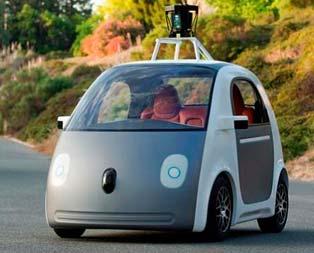 Google ile Fiat'tan sürücüsüz araba