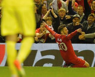 Finalin adı: Liverpool - Sevilla