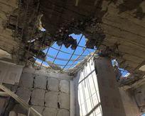 Kilise yine roket mermisi atıldı