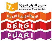 7. Uluslararası Dergi Fuarı başlıyor
