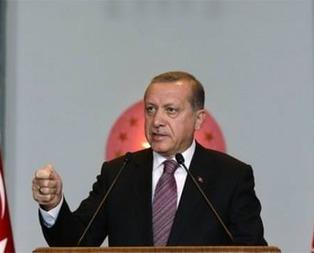 Cumhurbaşkanı Erdoğandan Avrupaya rest