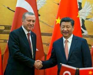 Türkiye ve Çinden dev hamle!