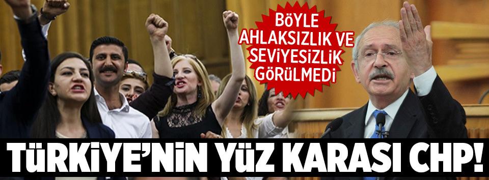 Ahlaksızsın Kılıçdaroğlu!