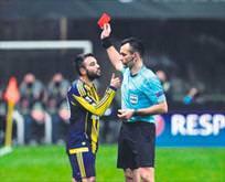 UEFA'dan Fener'e tarihi ceza