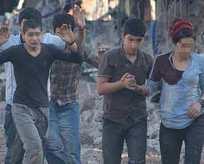 Nusaybindeki teröristler böyle teslim oldu