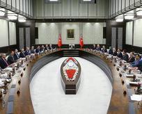 65. Hükümetin Erdoğan başkanlığında ilk toplantısı