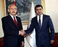 HDP Kılıçdaroğlunun aklına uydu