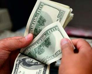 Faiz indi dolar düştü