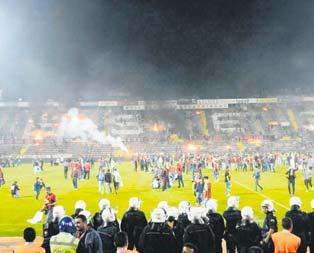 Bir ceza da PFDK kesti: Eskişehir'e 4 maç