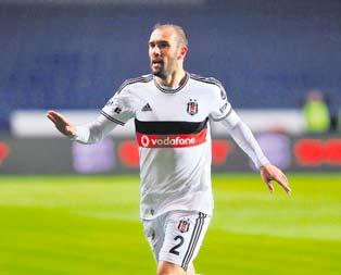 Beşiktaş'ta ilk yolcu Serdar Kurtuluş