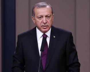 Erdoğandan o CHPliler hakkında suç duyurusu