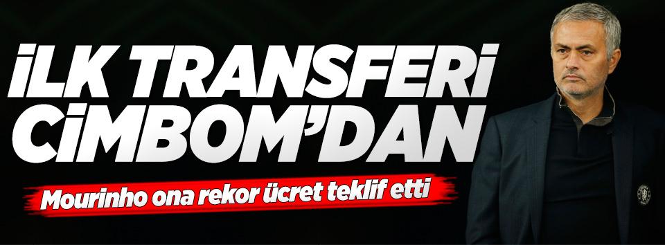Mounun illk transferi CimBomdan