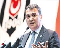 Beşiktaş'ta ilk hedefimiz 3 yılda Top 10a girmek