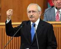 Kılıçdaroğlunun davetlisi olarak Meclise girmişler