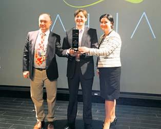 TurkNet'e müşteri ödülü verildi