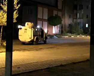 Saldırı hazırlığındaki PKKlı teröristlere operasyon