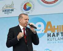 Erdoğan: Seçme ve seçilme yaşını 18e indirelim