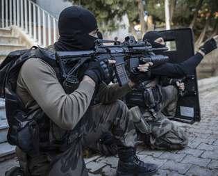 PKKdan karakola kalleş saldırı