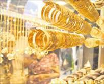 Altın düşüyor damat seviniyor