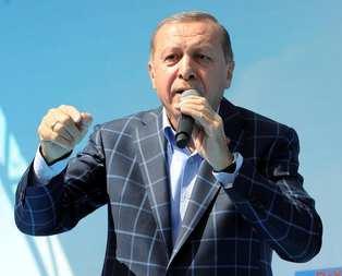 Erdoğan: Ey yargı üzerine düşeni yapacaksın