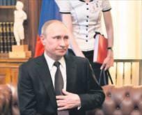 Putin'den zeytin dalı