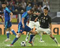 Gomezli Almanya mağlup