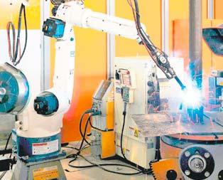 Japon robotlar Manisa'da klima üretecek