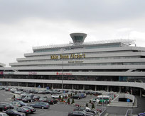 Almanyada o havalimanında tüm uçuşlar durduruldu