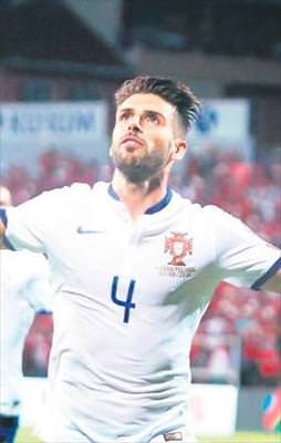 Bir Portekizli daha ortaya Veloso