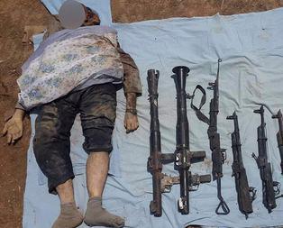 PKKnın Nusaybin sorumlusu öldürüldü