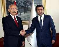 Kılıçdaroğlu ile Demirtaş Geziyi savundu