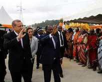 Afrikada öncü Türkiye