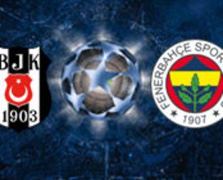 İşte Beşiktaş ve F.Bahçenin dev rakipleri