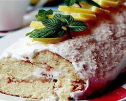 Limonlu Rulo Pasta Tarifi