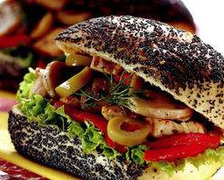 Mantarlı Ve Tavuklu Sandviç Tarifi