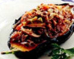 Bostan Patlıcan Kebabı Tarifi