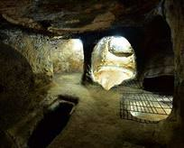 Aziz Mercurius yer altı şehri turizme açılıyor