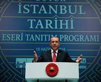 Taksim'e cami Gezi'ye kışla