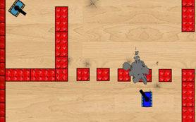 Oyuncak Tank Arenası