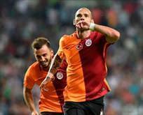 Sneijderden G.Saray taraftarını üzecek hamle!