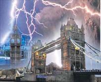 Londra'dan kaçış var