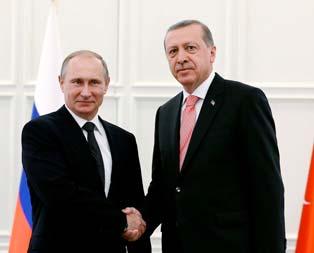 Türkiye-Rusya yakınlaşması