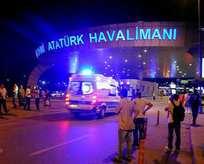 Saldırı sonrası havalimanında önemli gelişme